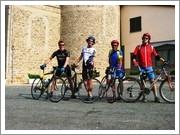 ciclismo e trekking